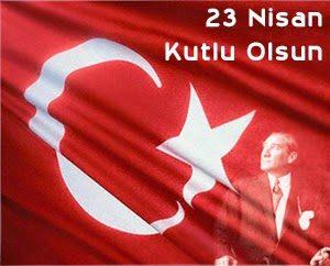 Ulusal Egemenlik ve Çocuk Bayramı..